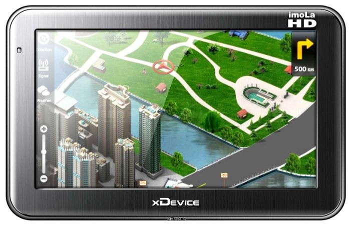 xDevice microMAP Imola HD