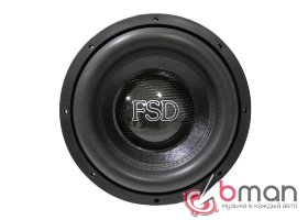 ​FSD audio R12 D2 V2 сабвуфер