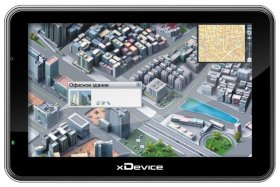 xDevice MONZA HD